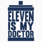 Is Eleven your Doctor? by lookitsmia