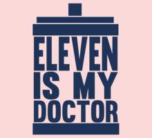Is Eleven your Doctor? Kids Tee