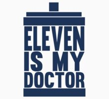 Is Eleven your Doctor? T-Shirt