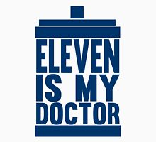 Is Eleven your Doctor? Womens Fitted T-Shirt