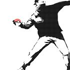 Banksy, I choose you! by SergioDoe