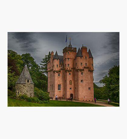 Craigievar Castle, Aberdeenshire, Scotland. Photographic Print