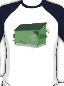 Dumpster splat T-Shirt