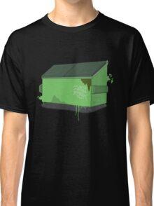 Dumpster splat Classic T-Shirt