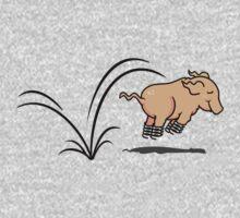 Jumping Pig VRS2 Kids Clothes