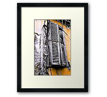 once upon a time_no3 Framed Print