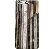 Radio City iPhone Case/Skin