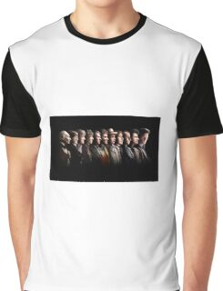 docter who Graphic T-Shirt