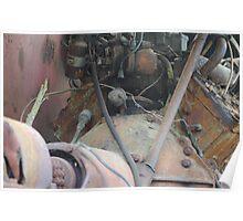Machine Engine Poster