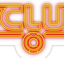 Top Clu Sticker