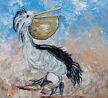 Pelican by EloiseArt