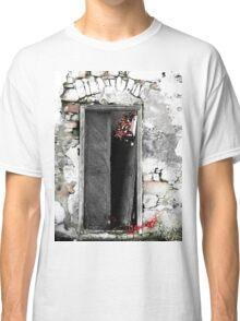 Cretan door no.3c Classic T-Shirt