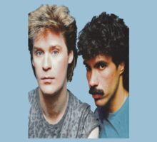 Hall and Oates by nicoledg
