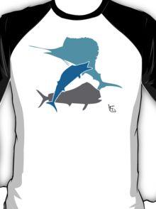 Offshore fishing T-Shirt