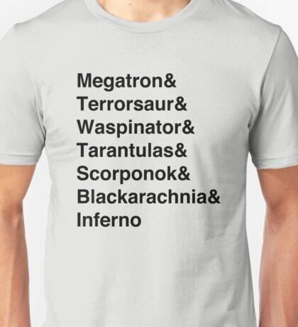 Predacons (Season 1) Unisex T-Shirt