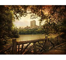 View From Central Park Photographic Print