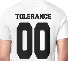 Tolerance 00 Baseball Shirt Unisex T-Shirt