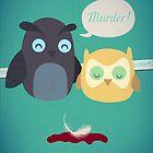 Whoooodunnit? by devinleighbee