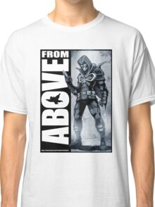From Above Comic Book 05 Classic T-Shirt