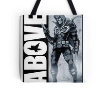 From Above Comic Book 05 Tote Bag