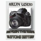 NIKON USER!! by Laurast