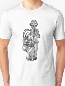 nun and zombie T-Shirt