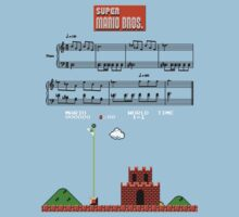 Super Mario Bros. Castle Complete Theme by Saru2012