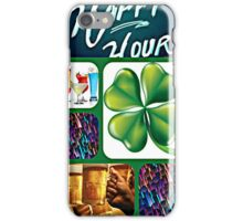 happy hour iPhone Case/Skin