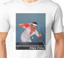 Ron Burgundy Pongs Unisex T-Shirt
