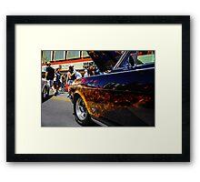 Hot August Nights 16 - Reno, NV Framed Print