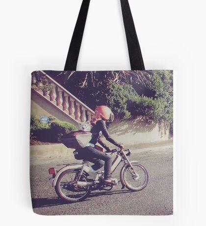 FoxRider Tote Bag