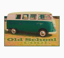 VW Camper Old School Baby Tee