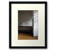 Villa Savoye Framed Print