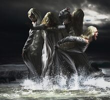 Song Of The Sirens by Martin Muir