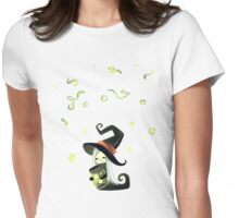 Fireflies Womens Fitted T-Shirt