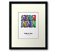 PKD Warhol Framed Print