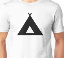Camping Tent Unisex T-Shirt