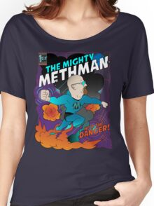 The Mighty Methman! Women's Relaxed Fit T-Shirt