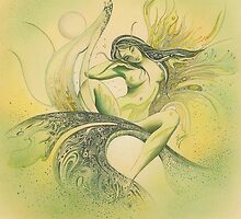 """""""MAY"""" from """"Calender Sheets"""" by Anna Miarczynska"""