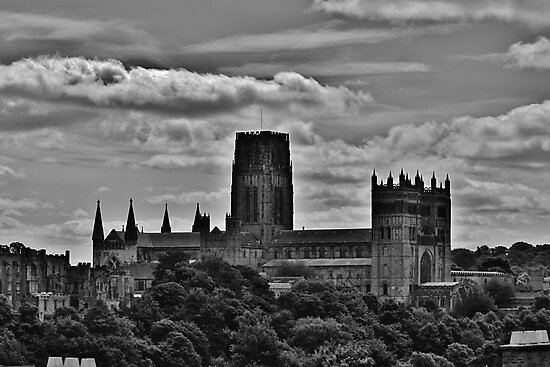 Durham Cathedral by Ladymoose