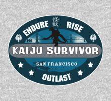 Kaiju Survivor 2.0 Kids Clothes