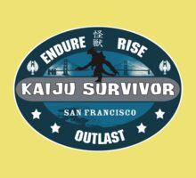Kaiju Survivor 2.0 Baby Tee
