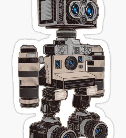 Camera Bot 6000 Sticker