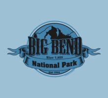 Big Bend National Park, Texas Kids Tee