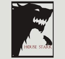 House Stark Game of Thrones by Alessandro Tamagni