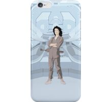 Alien (1979) Movie Poster - feat. Ripley iPhone Case/Skin