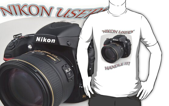 NIKON HANDLE IT by Laurast