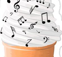 Tasty Tunes Sticker
