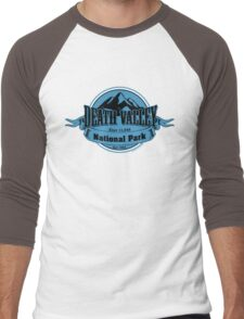 Death Valley National Park, California Men's Baseball ¾ T-Shirt