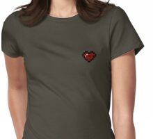 Heart Container Womens Fitted T-Shirt